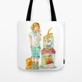 Indie Pop Girl vol.2 Tote Bag