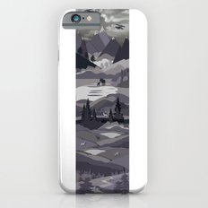 Up The Mountains iPhone 6s Slim Case
