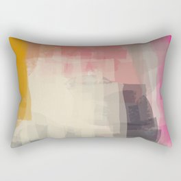 Color party great mood. Rectangular Pillow