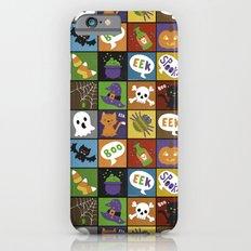 Halloween Doodles Slim Case iPhone 6s