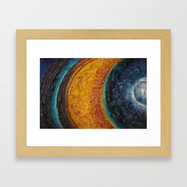 """Cyclochrome"" Framed Art Print"
