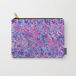 Pink and Blue 1 Carry-All Pouch
