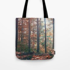into the woods 13 Tote Bag
