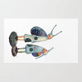 Snails Rug