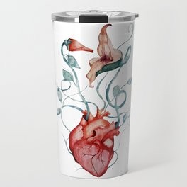 The Wall flowers Travel Mug