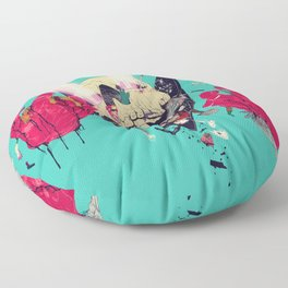 Hero Eater Floor Pillow