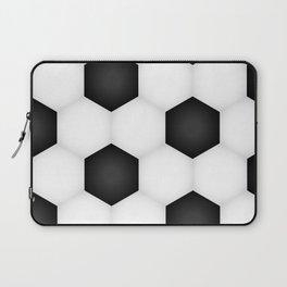 Soccer (Football) Ball pattern Laptop Sleeve