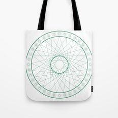 Anime Magic Circle 6 Tote Bag