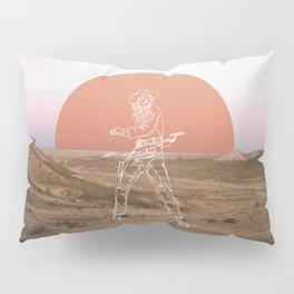 Bang! Bang! Pillow Sham