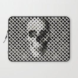 Wicker Skull Laptop Sleeve