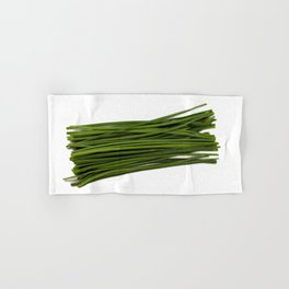 Chives Hand & Bath Towel