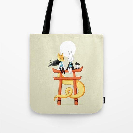 Torii 3 Tote Bag