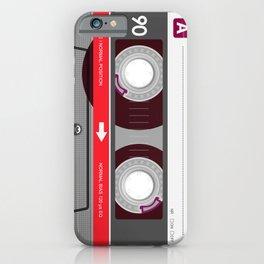 K7 cassette 6 bis iPhone Case