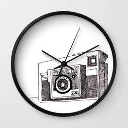 Instamatic X35 Wall Clock