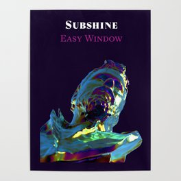 Subshine - Vision - Easy Window Poster