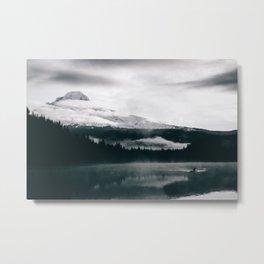 Trillium Lake Metal Print