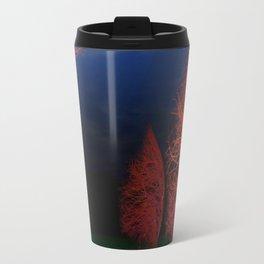 Forest landscape 3d digital art, 3d modeling, Travel Mug
