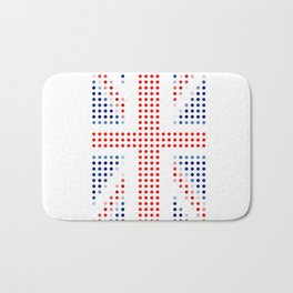 UK Flag Bath Mat