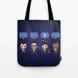 The Choice is Made Tote Bag
