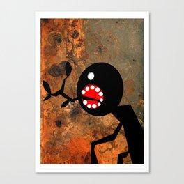 The Nightmare Canvas Print