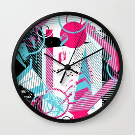 the rememberance of future past Wall Clock