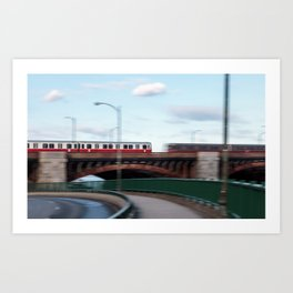 Boston (7 of 8) Art Print