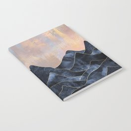 Mountainscape Notebook