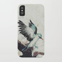 flight iPhone & iPod Cases featuring Flight by Chrs_R