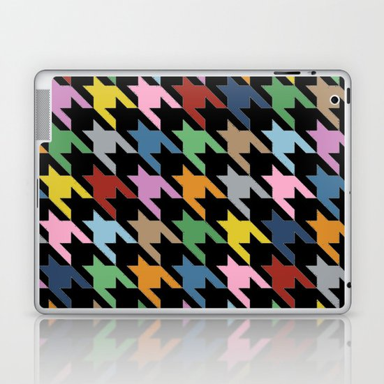 Black Dog T Laptop & iPad Skin