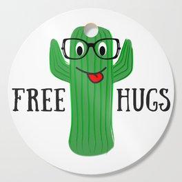 free hugs Cutting Board