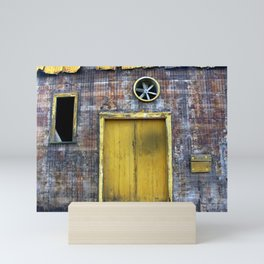 Yellow Mill Mini Art Print