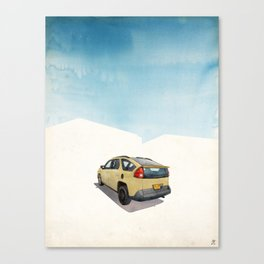 Breaking Bad (Land of Enchantment) Canvas Print