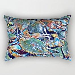 Got Crabs? Rectangular Pillow