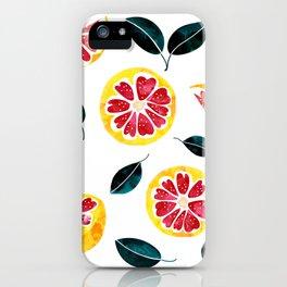 Fruit Crush #society6 #decor #buyart iPhone Case