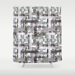 Ethnica.1 Shower Curtain