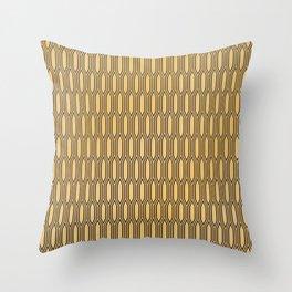 Retro 11 Throw Pillow