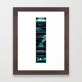 The Nine. Framed Art Print