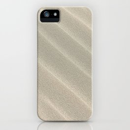 Sand Waves iPhone Case