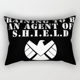Agent of S.H.I.E.L.D V2 Rectangular Pillow