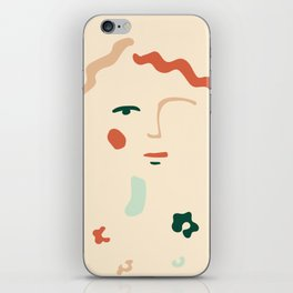 Inspired by Diane iPhone Skin