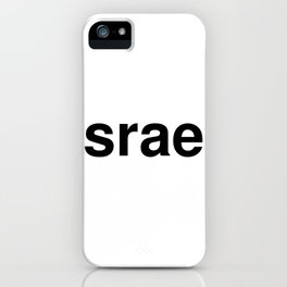israel iPhone Case