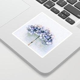 Delicate Hydrangea Sticker