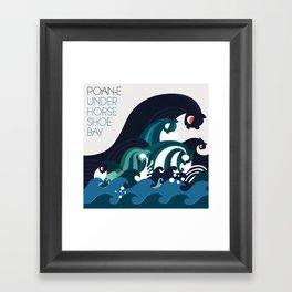 Poan-e Framed Art Print