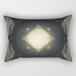 Oberon - Hamlet Crater Rectangular Pillow