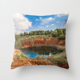 Otranto Throw Pillow