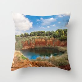 Otranto Throw Pillow