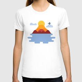 Fall Airplane Ride T-shirt