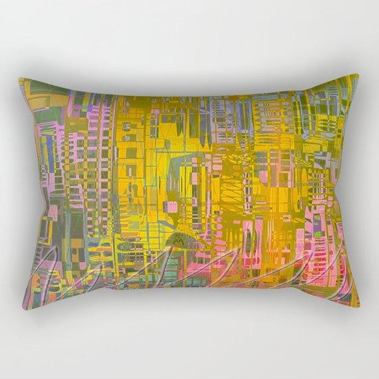Summer / GALACTIC PLEASURES Rectangular Pillow