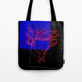4th Cervical Vertebra 2 Tote Bag