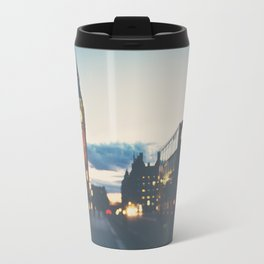 the night bus ...  Travel Mug